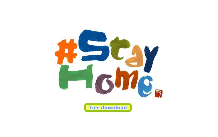 無料ダウンロード■Stay Home/ステイホーム/すていほーむ 限定50
